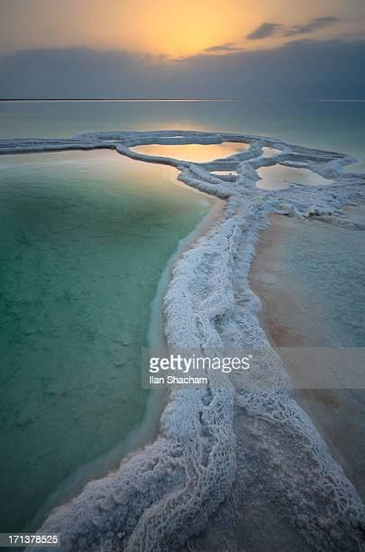 Dead sea sunrise 2