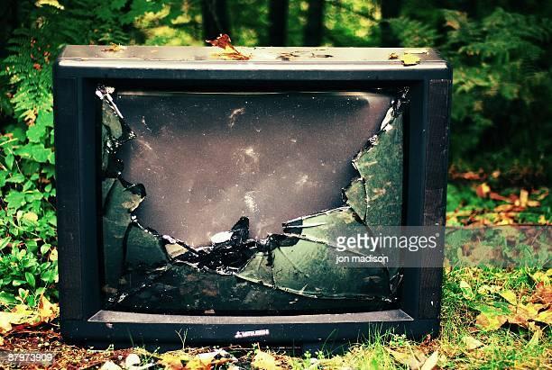 Dead television