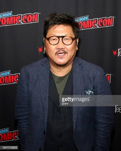 CON Deadly Class Press Room Pictured Benedict Wong