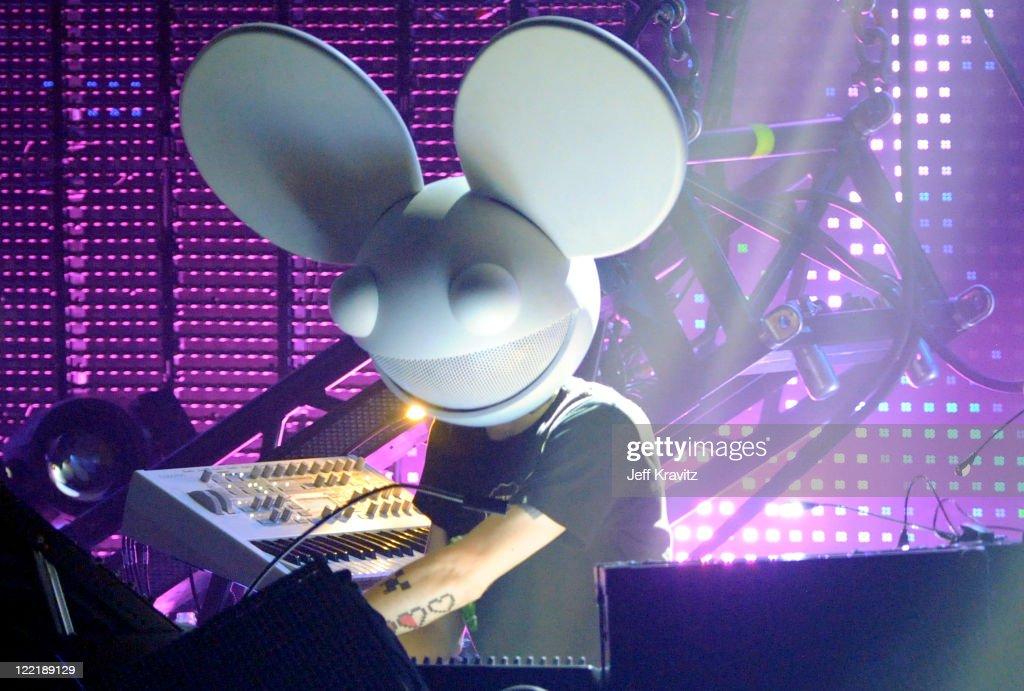 deadmau5 In Concert - Los Angeles, California