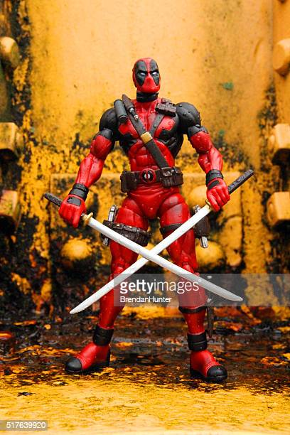 Deadpool Warrior