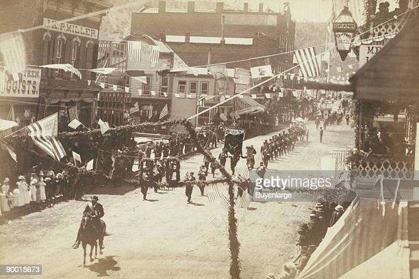 Deadwood Street Parade