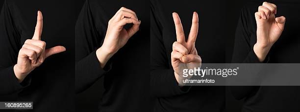 Deaf signs