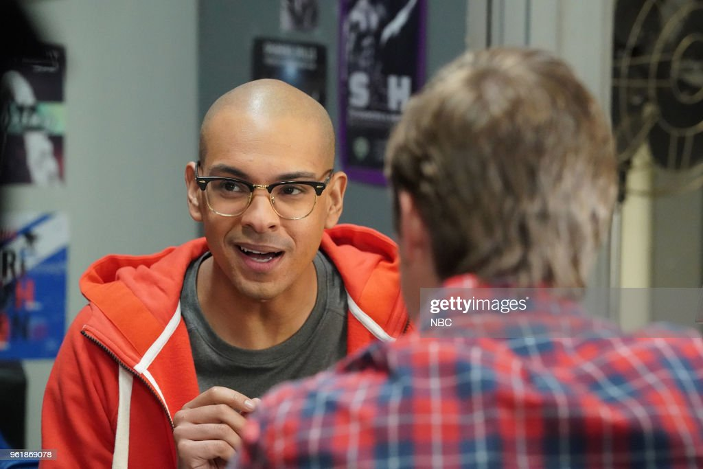 CHAMPIONS -- 'Deal or No Deal' Episode 110 -- Pictured: Yassir Lester as Shabaz --