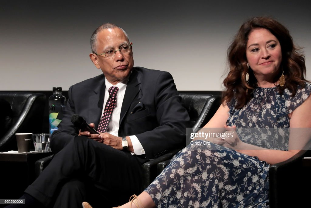 Showtime's World Premiere of The Fourth Estate at Tribeca Film Festival Screening At BMCC Tribeca Performing Arts Center : News Photo