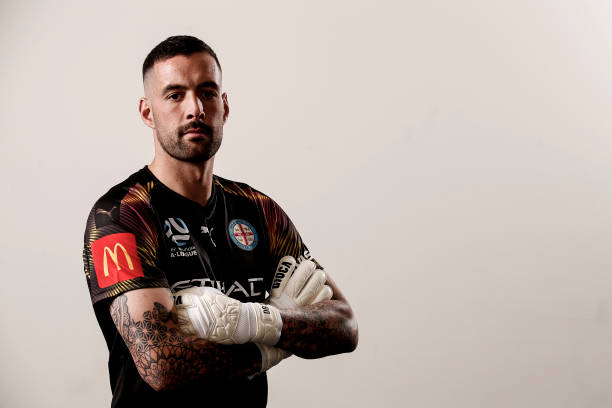 AUS: Melbourne City 2019/20 A-League Headshots Session