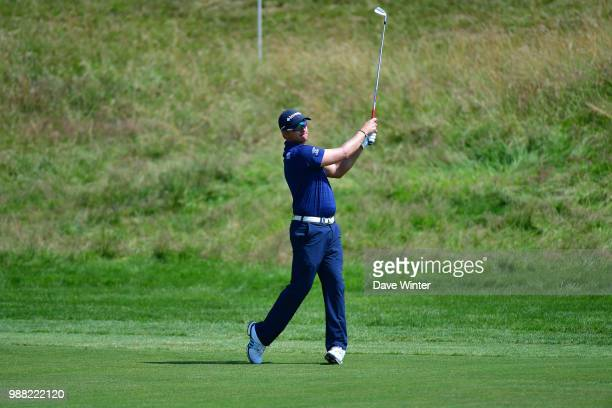 Dean BURMESTER of South Africa during the HNA French Open on June 30 2018 in SaintQuentinenYvelines France