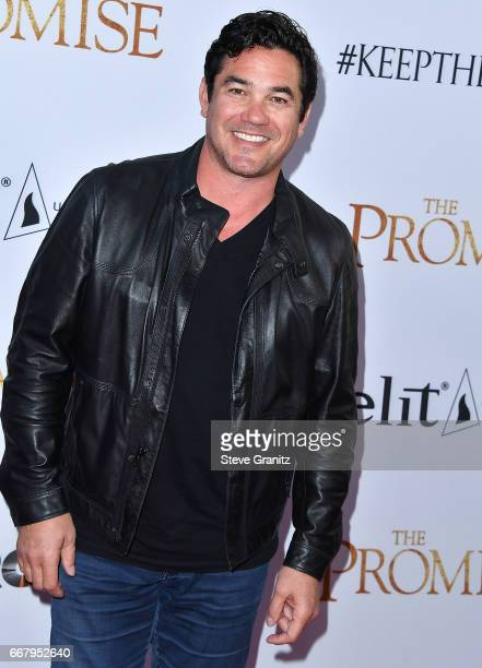 Dean Cain arrives at the Premiere Of Open Road Films' 'The Promise' at TCL Chinese Theatre on April 12 2017 in Hollywood California
