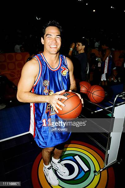 Dean Cain during 1997 MTV Rock 'n Jock Basketball in Los Angeles California United States