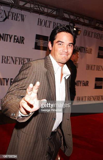 Dean Cain during 2003 Toronto International Film Festival Holt Renfew and Vanity Fair Present 'Flick' Party at Holt Renfew in Toronto Ontario Canada