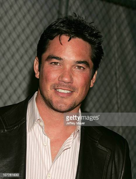 Dean Cain during American Eagle Outfitters Rocks Los Angeles with a Back To School Tailgate Party Arrivals at Hollywood Lot in Hollywood California...