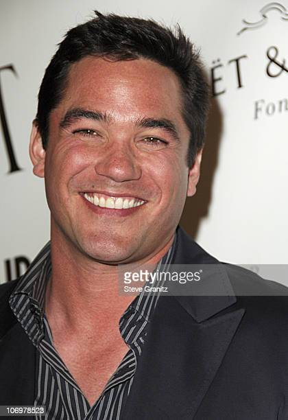 Dean Cain during Launch Party for Teri Hatcher's Book Burnt Toast and Other Philosophies of Life Arrivals at Book Soup/Aqua Restaurant Lounge in...