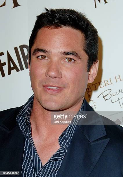 Dean Cain during Teri Hatcher Party for Her Book 'Burnt Toast' Arrivals at AQUA Restaurant in Beverly Hills California United States