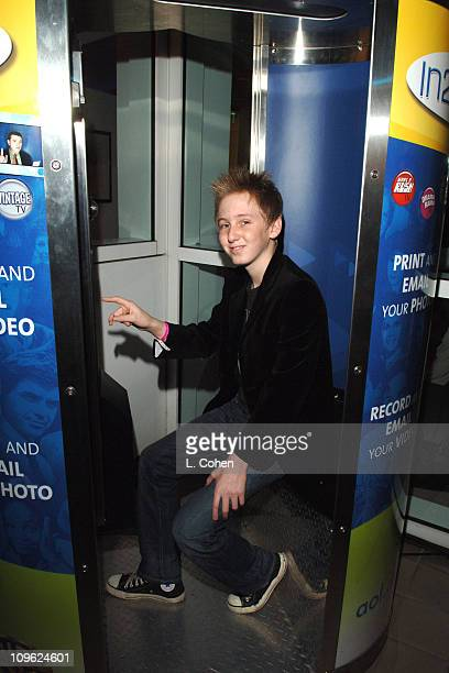 Dean Collins during AOL In2TV Launch Inside at Museum of Television in Los Angeles California United States