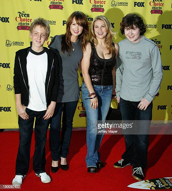 Dean Collins Kaylee DeFer Anita Barone and Kyle Sullivan