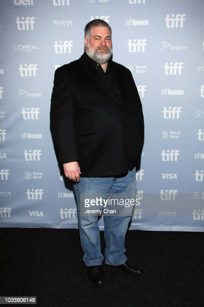 Dean DeBlois attends the 'How To Train Your Dragon The Hidden World' A BehindTheScenes Look during 2018 Toronto International Film Festival at TIFF...