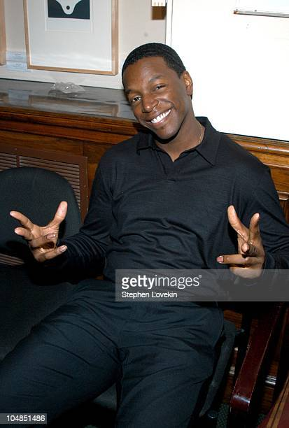 Dean Edwards during Comedy Tonight A Night of Comedy to Benefit the 92nd Street Y at The 92nd Street Y in New York City NY United States