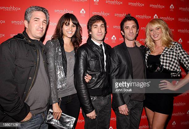 Dean Factor Emma Heming Brent Bolthouse Davis Factor and Kimberly Stewart