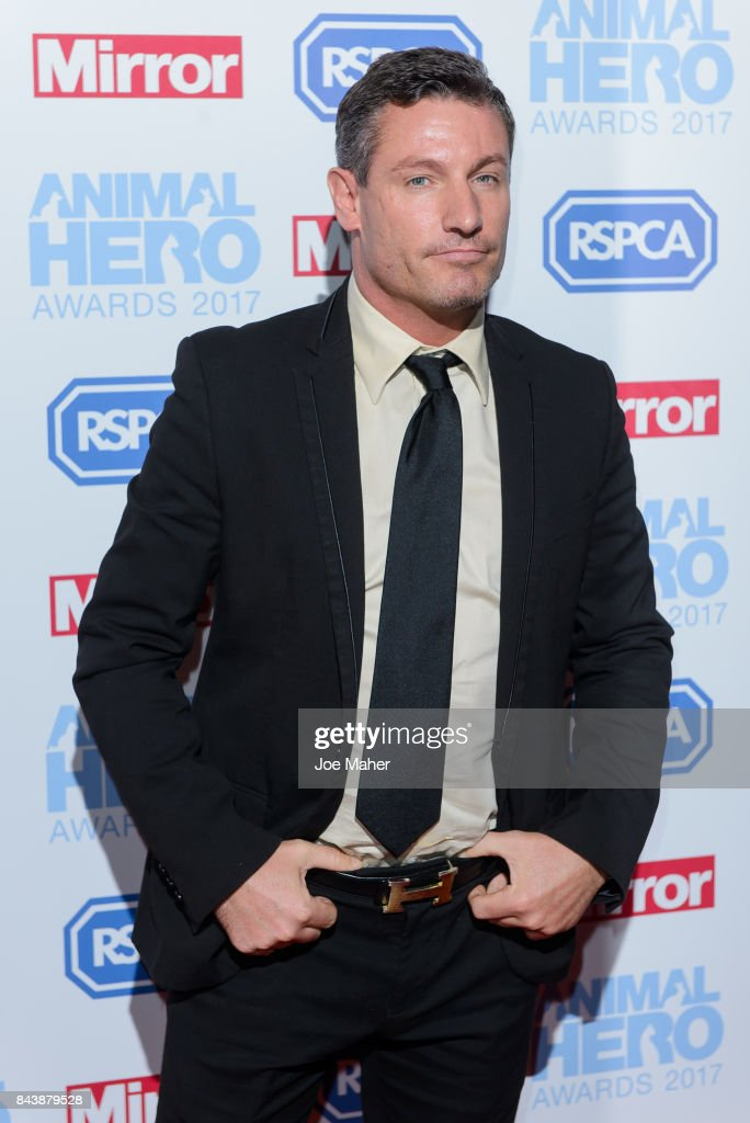 Animal Hero Awards 2017 - Red Carpet Arrivals