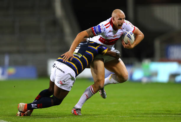 GBR: Leeds Rhinos v Hull Kingston Rovers - Coral Challenge Cup Quarter Final