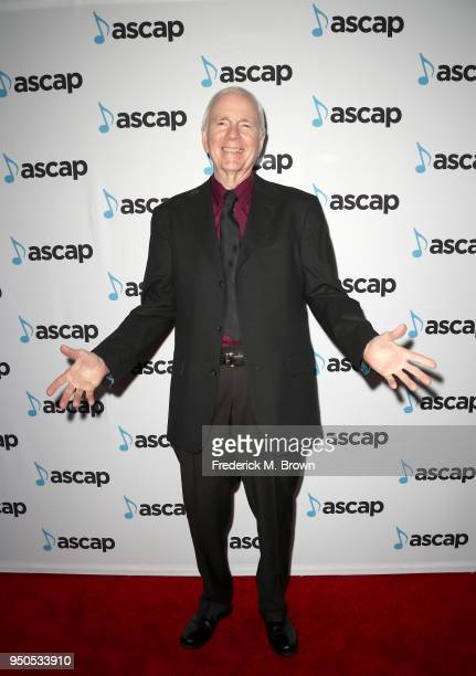 Dean Kay attends the 35th Annual ASCAP Pop Music Awards at The Beverly Hilton Hotel on April 23 2018 in Beverly Hills California