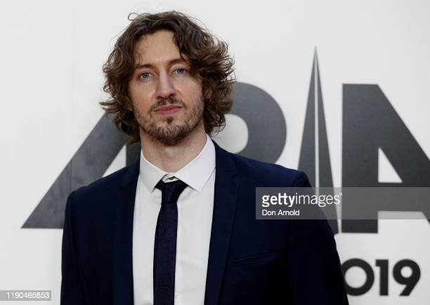 Dean Lewis arrives for the 33rd Annual ARIA Awards 2019 at The Star on November 27 2019 in Sydney Australia