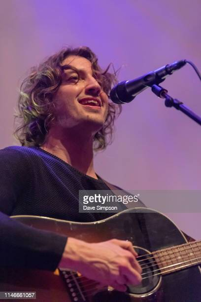 Dean Lewis performs at Auckland Town Hall on May 03 2019 in Auckland New Zealand