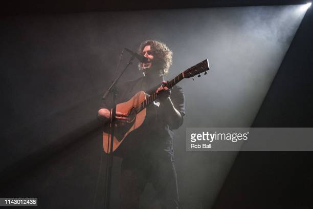 Dean Lewis performs on stage at O2 Shepherd's Bush Empire on April 15 2019 in London England