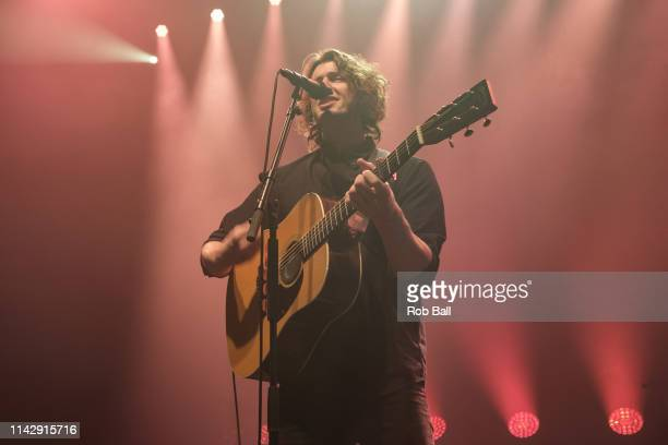 Dean Lewis performs onstage at O2 Shepherd's Bush Empire on April 15 2019 in London England