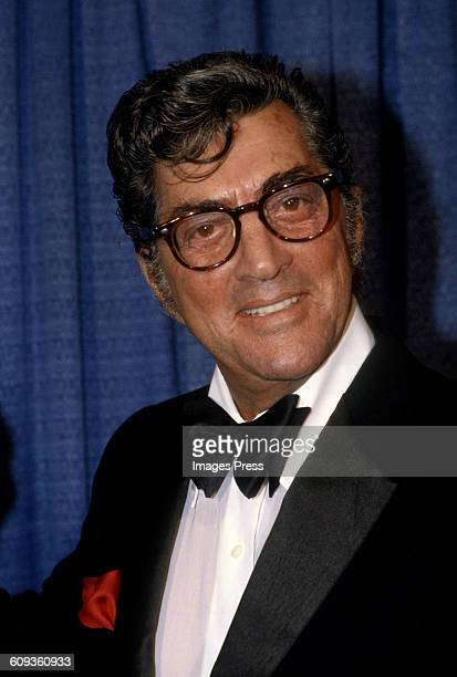Dean Martin circa 1981 in New York City