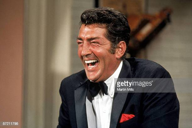 Dean Martin during the taping of The Dean Martin Variety Show circa 1967 in Hollywood California