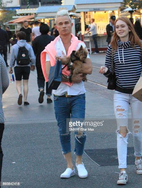 Dean May is seen on December 15 2017 in Los Angeles California