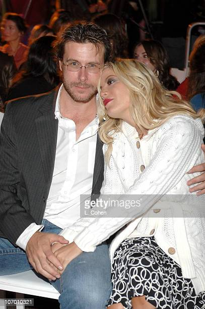 Dean McDermott and Tori Spelling during Kohl's and Conde Nast Host Kohl's Transformation Nation Fall Fashion Show - Inside and Show at Santa Monica...