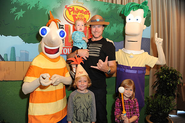 Disneys phineas and ferb the best live tour ever celebrity meet disneys phineas and ferb the best live tour ever celebrity meet and m4hsunfo