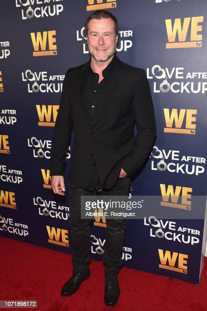 "Dean McDermott attends WE tv celebrates the return of ""Love After Lockup"" with panel, ""Real Love: Relationship Reality TV's Past, Present & Future,""..."