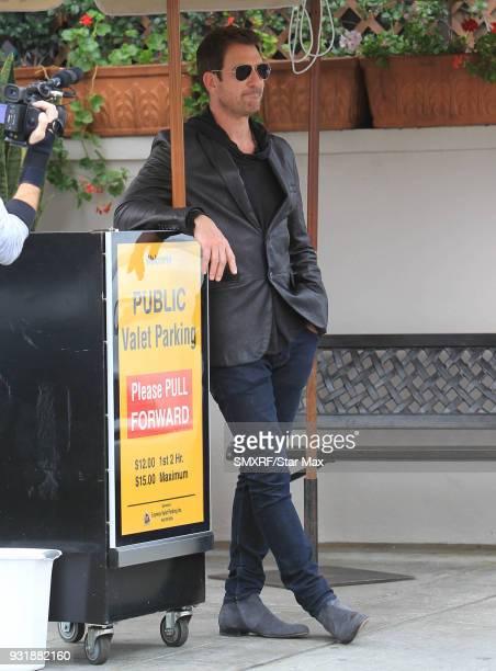 Dean McDermott is seen on March 13 2018 in Los Angeles CA