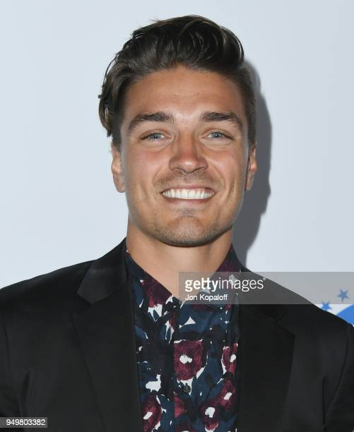 Dean Michael Unglert attends the 9th Annual Thirst Gala at The Beverly Hilton Hotel on April 21 2018 in Beverly Hills California
