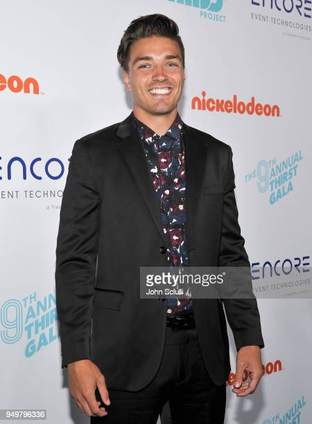 Dean Michael Unglert attends The Thirst Project's 9th Annual Thirst Gala at The Beverly Hills Hotel on April 21 2018 in Beverly Hills California