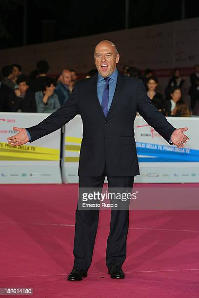 Dean Norris attends the 'Under The Dome' premiere during the Fiction Fest 2013 at Auditorium Parco della Musica on October 1, 2013 in Rome, Italy.