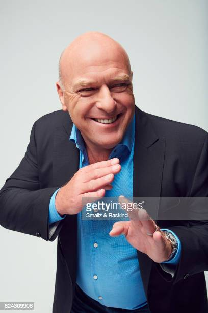 Dean Norris of Turner Networks 'Claws' poses for a portrait during the 2017 Summer Television Critics Association Press Tour at The Beverly Hilton...