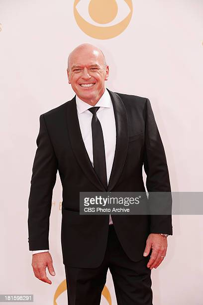 Dean Norris on the Red Carpet for the 65th Primetime Emmy Awards which will be broadcast live across the country 8001100 PM ET/ 500800 PM PT from...