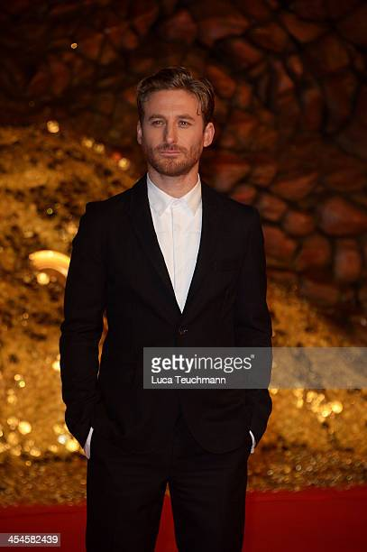 Dean O'Gorman attends the German premiere of the film 'The Hobbit: The Desolation Of Smaug' at Sony Centre on December 9, 2013 in Berlin, Germany.