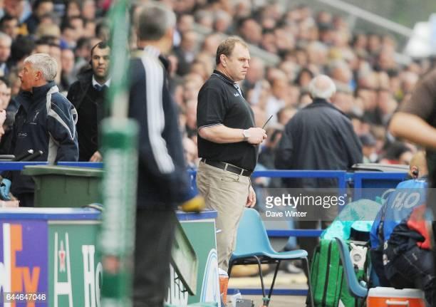 Dean RICHARDS Harlequins / Leinster H Cup quart de finale Photo Dave Winter/Icon Sport