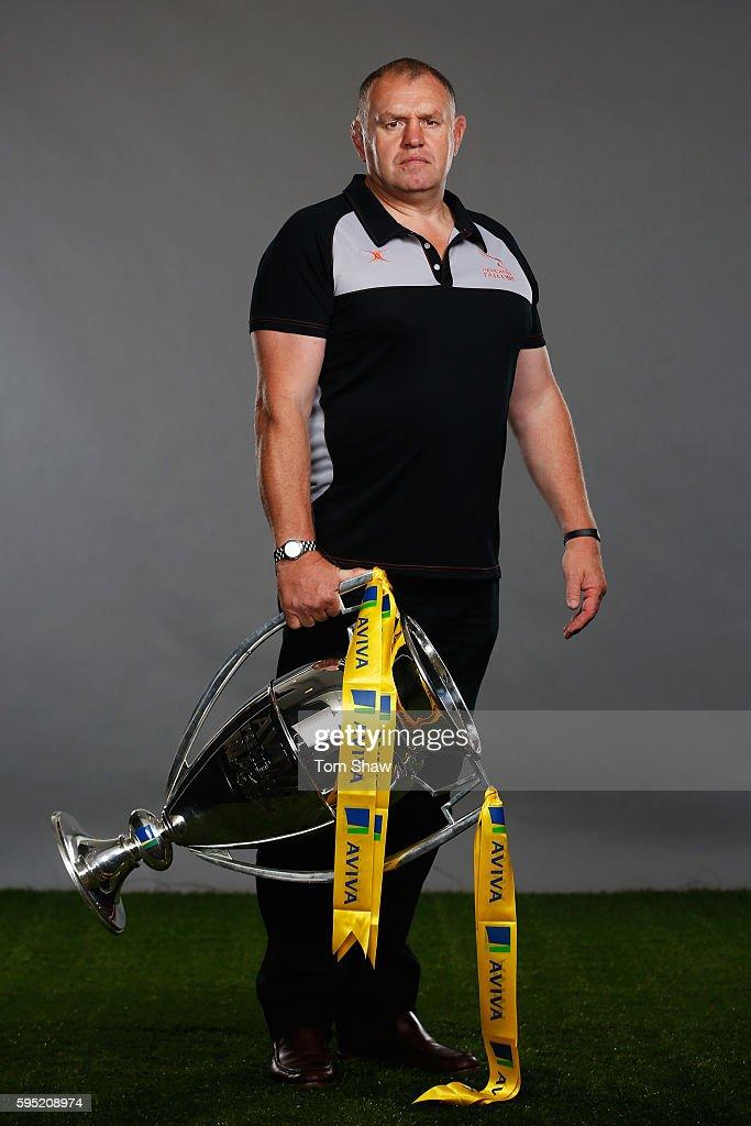 Aviva Premiership Rugby Season Launch