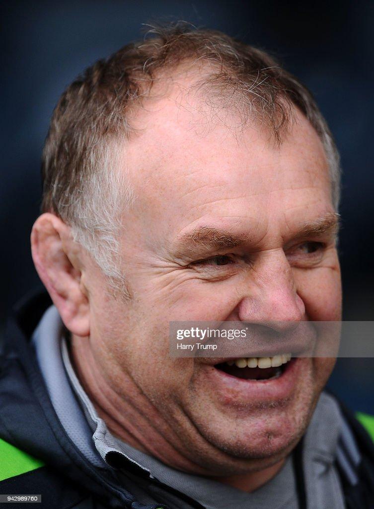Worcester Warriors v Newcastle Falcons - Aviva Premiership