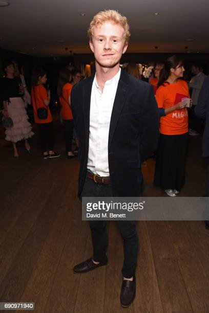 Dean Ridge attends the Charity Gala screening of The Hippopotamus in support of Blue Marine Foundation and Maggie's at The May Fair Hotel on May 31...