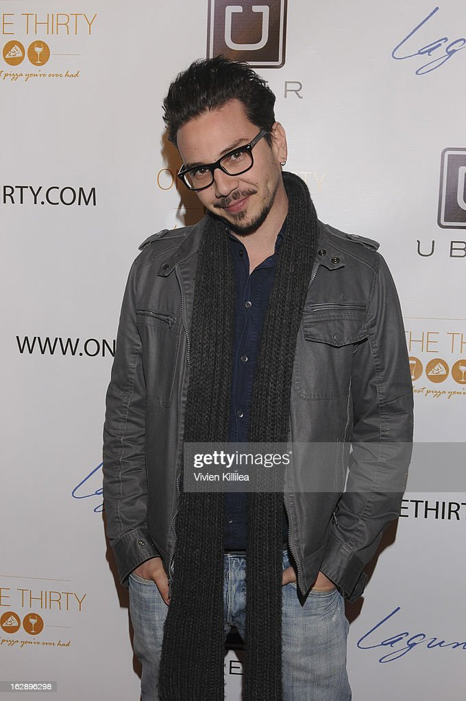 Dean Ronalds attends 'On The Thirty' Grand Opening at On The Thirty on February 28, 2013 in Sherman Oaks, California.