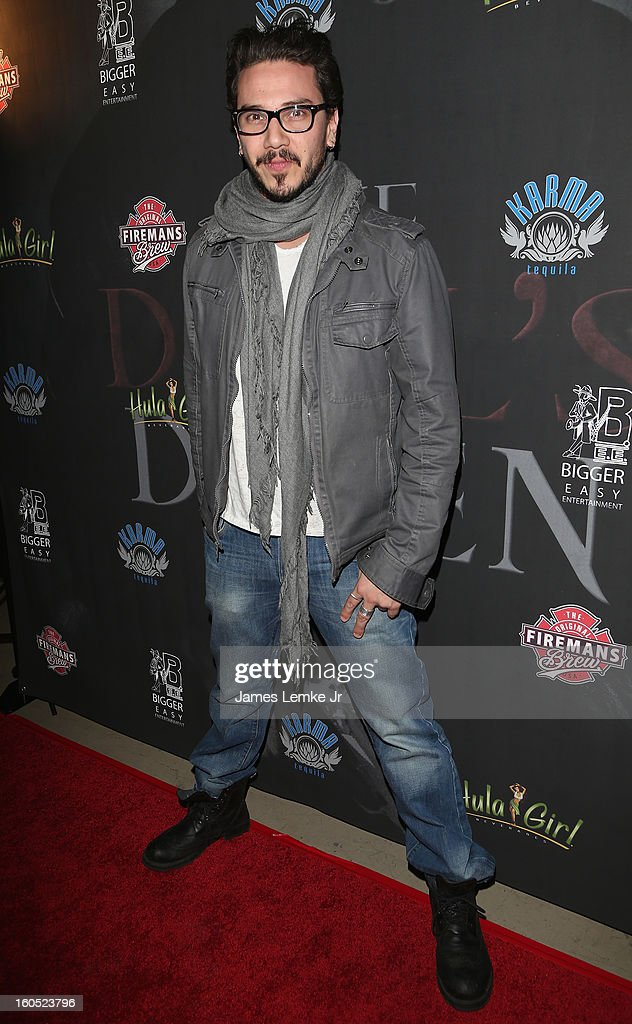Dean Ronalds attends 'The Devil's Dozen' Special Screening on February 1, 2013 in Los Angeles, California.