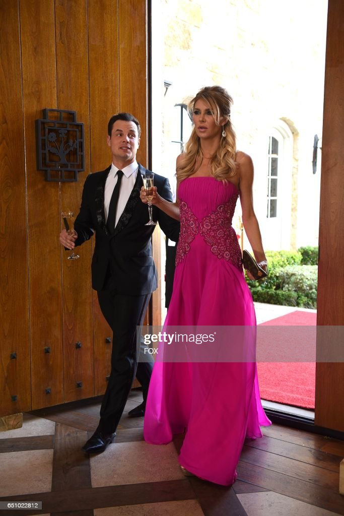 Dean Sheremet and Brandi Glanville in the Champion is Crowned season finale episode of MY KITCHEN RULES airing Thursday, March 2 (9:01-10:00 PM ET/PT), on FOX.