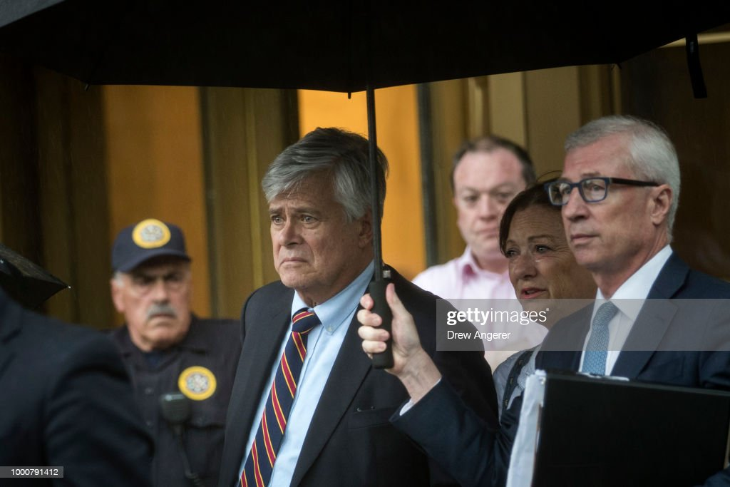Former NY Senate Leader Dean Skelos And Son Found Guilty After Retrial